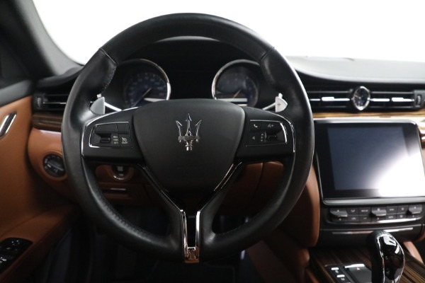 New 2018 Maserati Quattroporte S Q4 for sale Sold at Alfa Romeo of Westport in Westport CT 06880 19