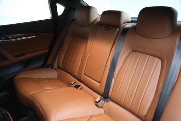 New 2018 Maserati Quattroporte S Q4 for sale Sold at Alfa Romeo of Westport in Westport CT 06880 20
