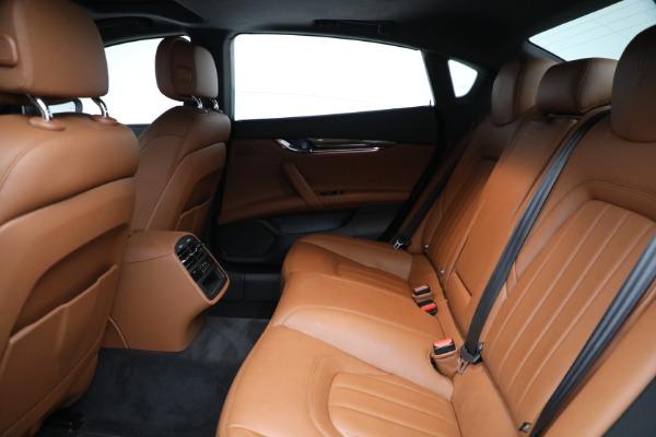 New 2018 Maserati Quattroporte S Q4 for sale Sold at Alfa Romeo of Westport in Westport CT 06880 21