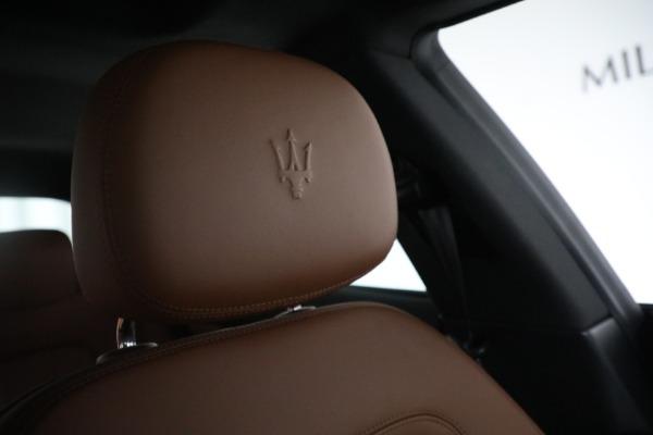 New 2018 Maserati Quattroporte S Q4 for sale Sold at Alfa Romeo of Westport in Westport CT 06880 23
