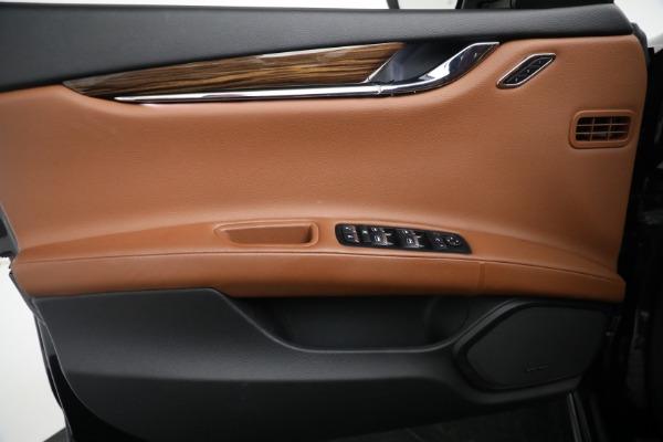 New 2018 Maserati Quattroporte S Q4 for sale Sold at Alfa Romeo of Westport in Westport CT 06880 25