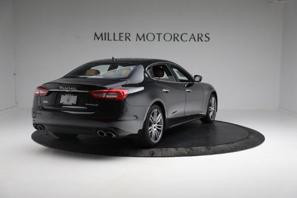 New 2018 Maserati Quattroporte S Q4 for sale Sold at Alfa Romeo of Westport in Westport CT 06880 8