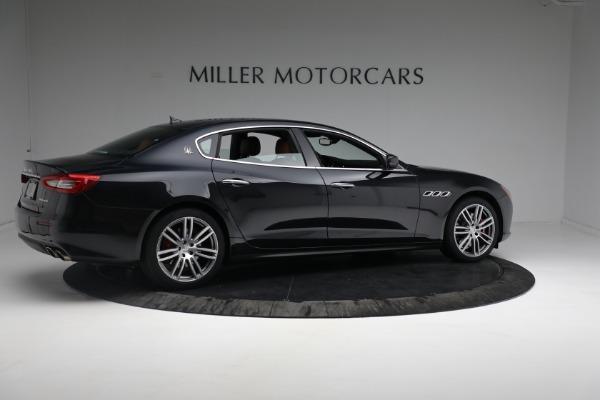 New 2018 Maserati Quattroporte S Q4 for sale Sold at Alfa Romeo of Westport in Westport CT 06880 9
