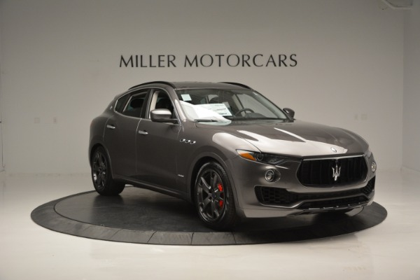 New 2018 Maserati Levante S Q4 GranSport for sale Sold at Alfa Romeo of Westport in Westport CT 06880 11