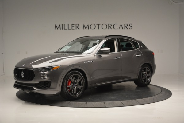 New 2018 Maserati Levante S Q4 GranSport for sale Sold at Alfa Romeo of Westport in Westport CT 06880 2