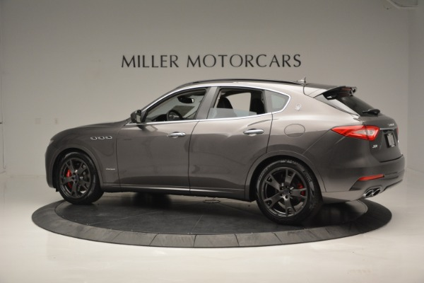 New 2018 Maserati Levante S Q4 GranSport for sale Sold at Alfa Romeo of Westport in Westport CT 06880 4
