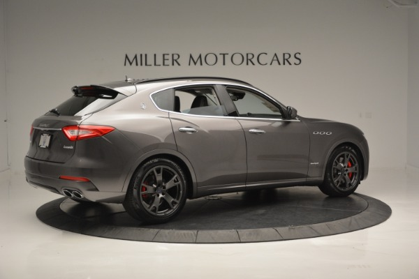 New 2018 Maserati Levante S Q4 GranSport for sale Sold at Alfa Romeo of Westport in Westport CT 06880 8