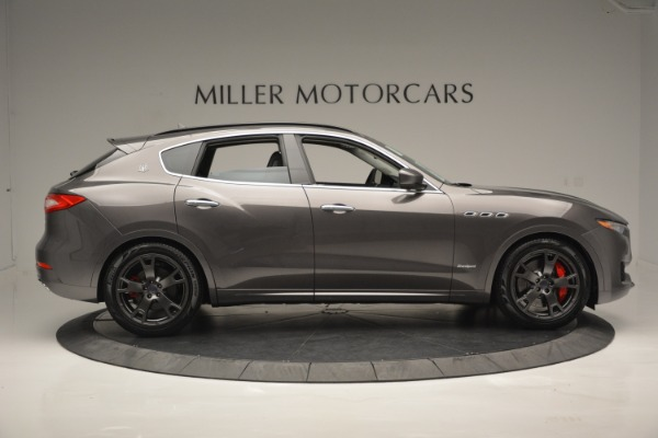 New 2018 Maserati Levante S Q4 GranSport for sale Sold at Alfa Romeo of Westport in Westport CT 06880 9