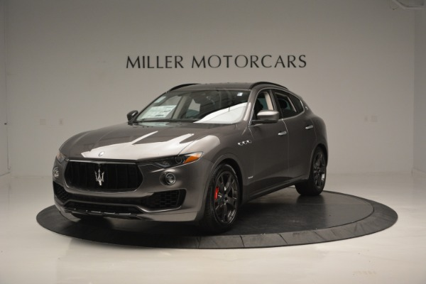New 2018 Maserati Levante S Q4 GranSport for sale Sold at Alfa Romeo of Westport in Westport CT 06880 1