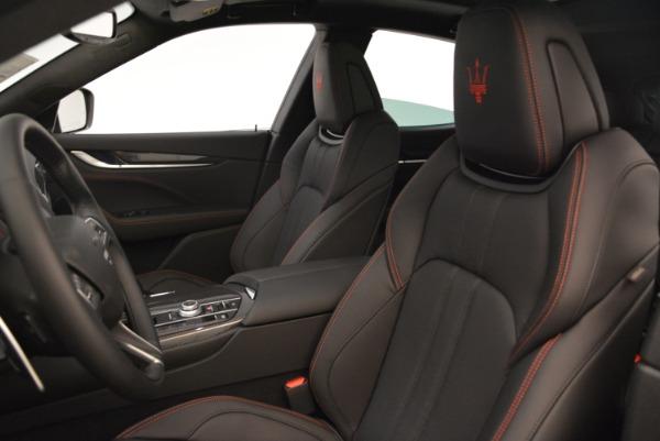 New 2018 Maserati Levante S Q4 GranSport for sale Sold at Alfa Romeo of Westport in Westport CT 06880 16