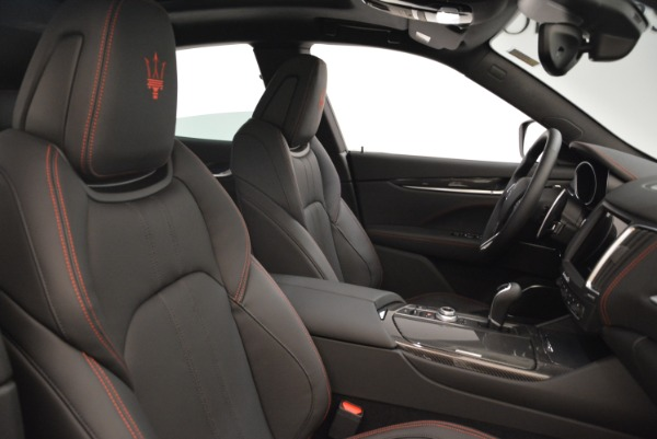New 2018 Maserati Levante S Q4 GranSport for sale Sold at Alfa Romeo of Westport in Westport CT 06880 20