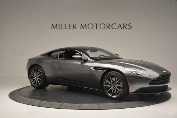 Used 2018 Aston Martin DB11 V12 for sale $167,990 at Alfa Romeo of Westport in Westport CT 06880 10