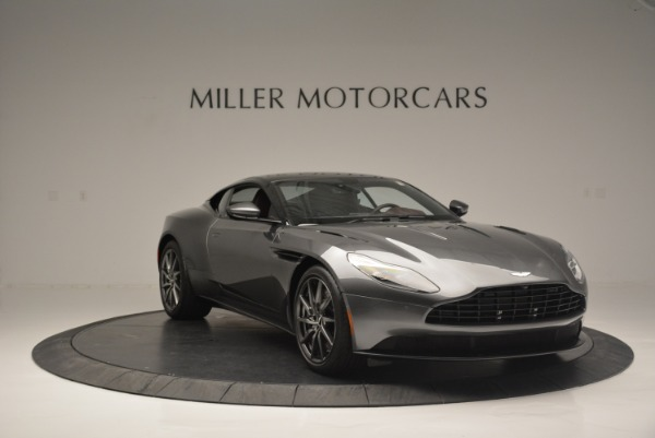 New 2018 Aston Martin DB11 V12 Coupe for sale Sold at Alfa Romeo of Westport in Westport CT 06880 11