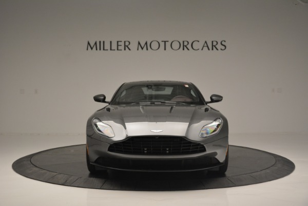 New 2018 Aston Martin DB11 V12 Coupe for sale Sold at Alfa Romeo of Westport in Westport CT 06880 12