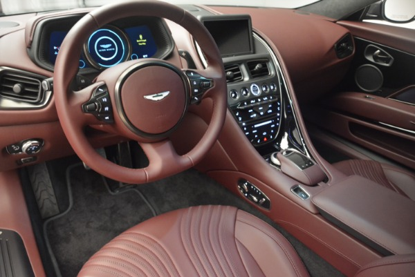 New 2018 Aston Martin DB11 V12 Coupe for sale Sold at Alfa Romeo of Westport in Westport CT 06880 14