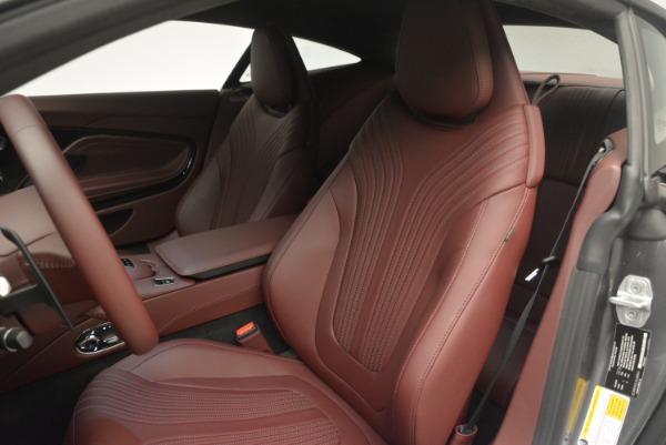 Used 2018 Aston Martin DB11 V12 for sale $167,990 at Alfa Romeo of Westport in Westport CT 06880 15