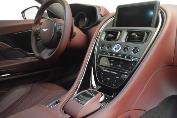 Used 2018 Aston Martin DB11 V12 for sale $167,990 at Alfa Romeo of Westport in Westport CT 06880 18