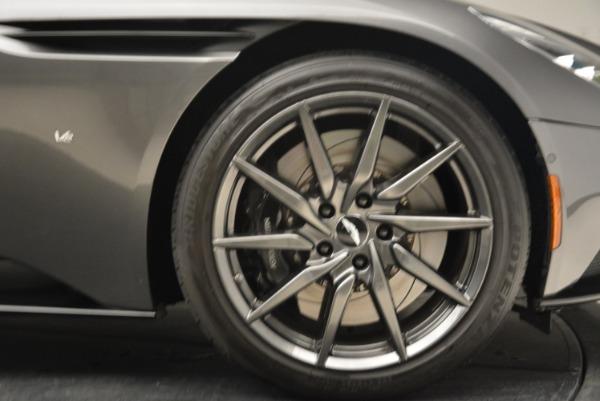 Used 2018 Aston Martin DB11 V12 for sale $167,990 at Alfa Romeo of Westport in Westport CT 06880 20