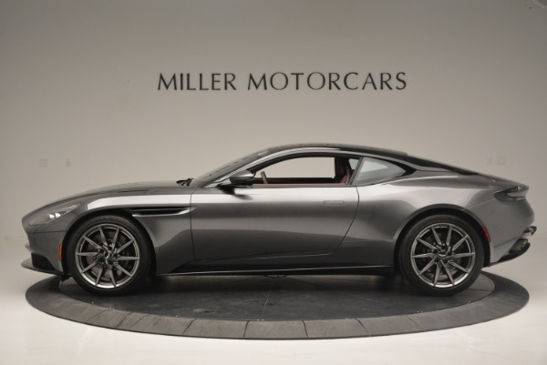 Used 2018 Aston Martin DB11 V12 for sale $167,990 at Alfa Romeo of Westport in Westport CT 06880 3