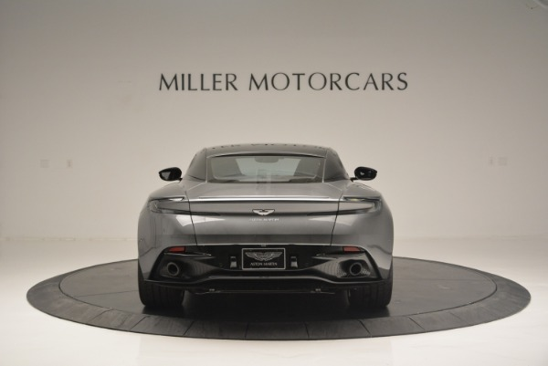 Used 2018 Aston Martin DB11 V12 for sale $167,990 at Alfa Romeo of Westport in Westport CT 06880 6