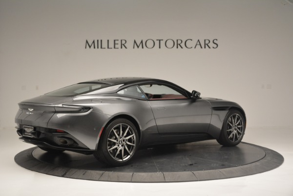 New 2018 Aston Martin DB11 V12 Coupe for sale Sold at Alfa Romeo of Westport in Westport CT 06880 8