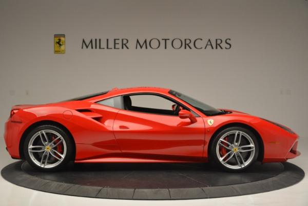 Used 2017 Ferrari 488 GTB for sale Sold at Alfa Romeo of Westport in Westport CT 06880 9