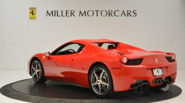 Used 2015 Ferrari 458 Spider for sale Sold at Alfa Romeo of Westport in Westport CT 06880 18