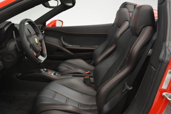 Used 2015 Ferrari 458 Spider for sale Sold at Alfa Romeo of Westport in Westport CT 06880 27