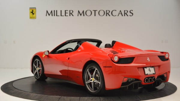 Used 2015 Ferrari 458 Spider for sale Sold at Alfa Romeo of Westport in Westport CT 06880 6