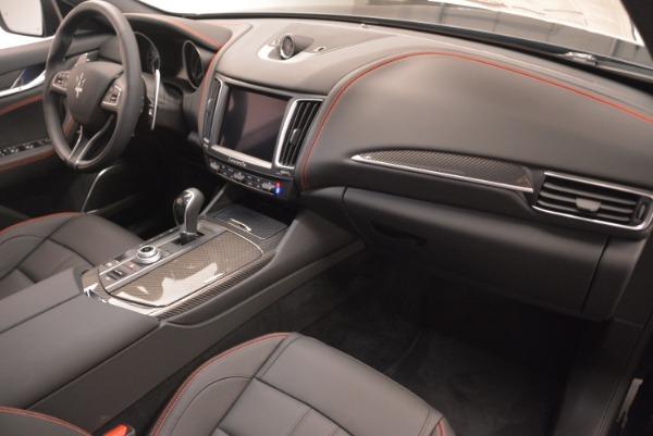 New 2018 Maserati Levante S Q4 GranSport Nerissimo for sale Sold at Alfa Romeo of Westport in Westport CT 06880 19
