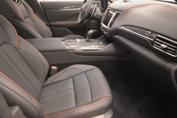 New 2018 Maserati Levante S Q4 GranSport Nerissimo for sale Sold at Alfa Romeo of Westport in Westport CT 06880 20