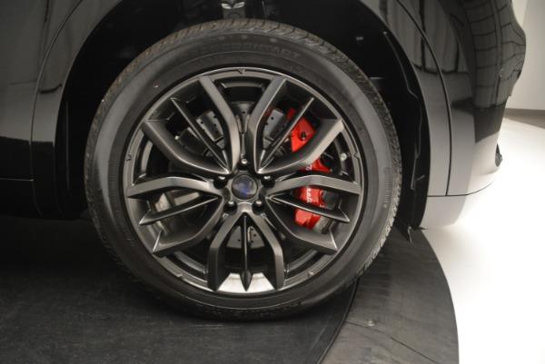 New 2018 Maserati Levante S Q4 GranSport Nerissimo for sale Sold at Alfa Romeo of Westport in Westport CT 06880 25