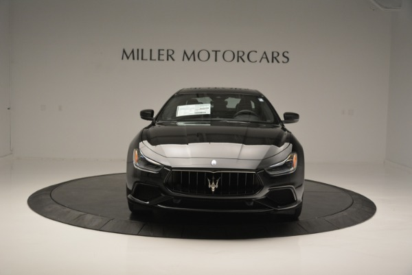 New 2018 Maserati Ghibli SQ4 GranSport Nerissimo for sale Sold at Alfa Romeo of Westport in Westport CT 06880 12