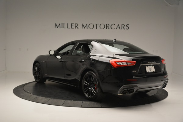 New 2018 Maserati Ghibli SQ4 GranSport Nerissimo for sale Sold at Alfa Romeo of Westport in Westport CT 06880 5