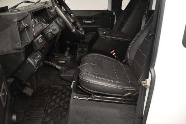 Used 1994 Land Rover Defender 130 Himalaya for sale Sold at Alfa Romeo of Westport in Westport CT 06880 13