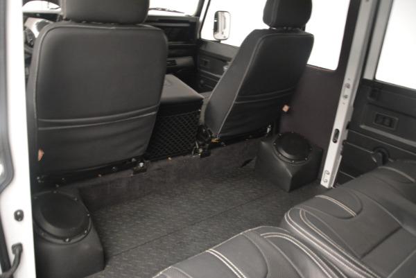 Used 1994 Land Rover Defender 130 Himalaya for sale Sold at Alfa Romeo of Westport in Westport CT 06880 14