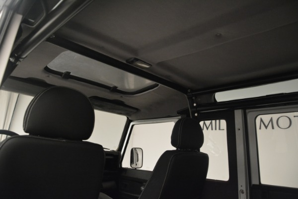 Used 1994 Land Rover Defender 130 Himalaya for sale Sold at Alfa Romeo of Westport in Westport CT 06880 20
