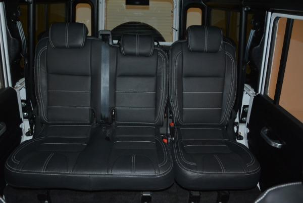 Used 1994 Land Rover Defender 130 Himalaya for sale Sold at Alfa Romeo of Westport in Westport CT 06880 22