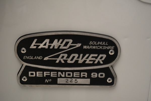 Used 1994 Land Rover Defender 130 Himalaya for sale Sold at Alfa Romeo of Westport in Westport CT 06880 23