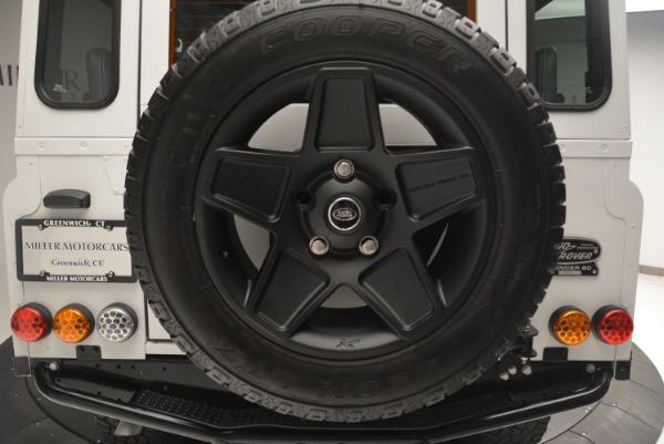 Used 1994 Land Rover Defender 130 Himalaya for sale Sold at Alfa Romeo of Westport in Westport CT 06880 24