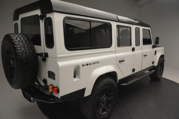 Used 1994 Land Rover Defender 130 Himalaya for sale Sold at Alfa Romeo of Westport in Westport CT 06880 8