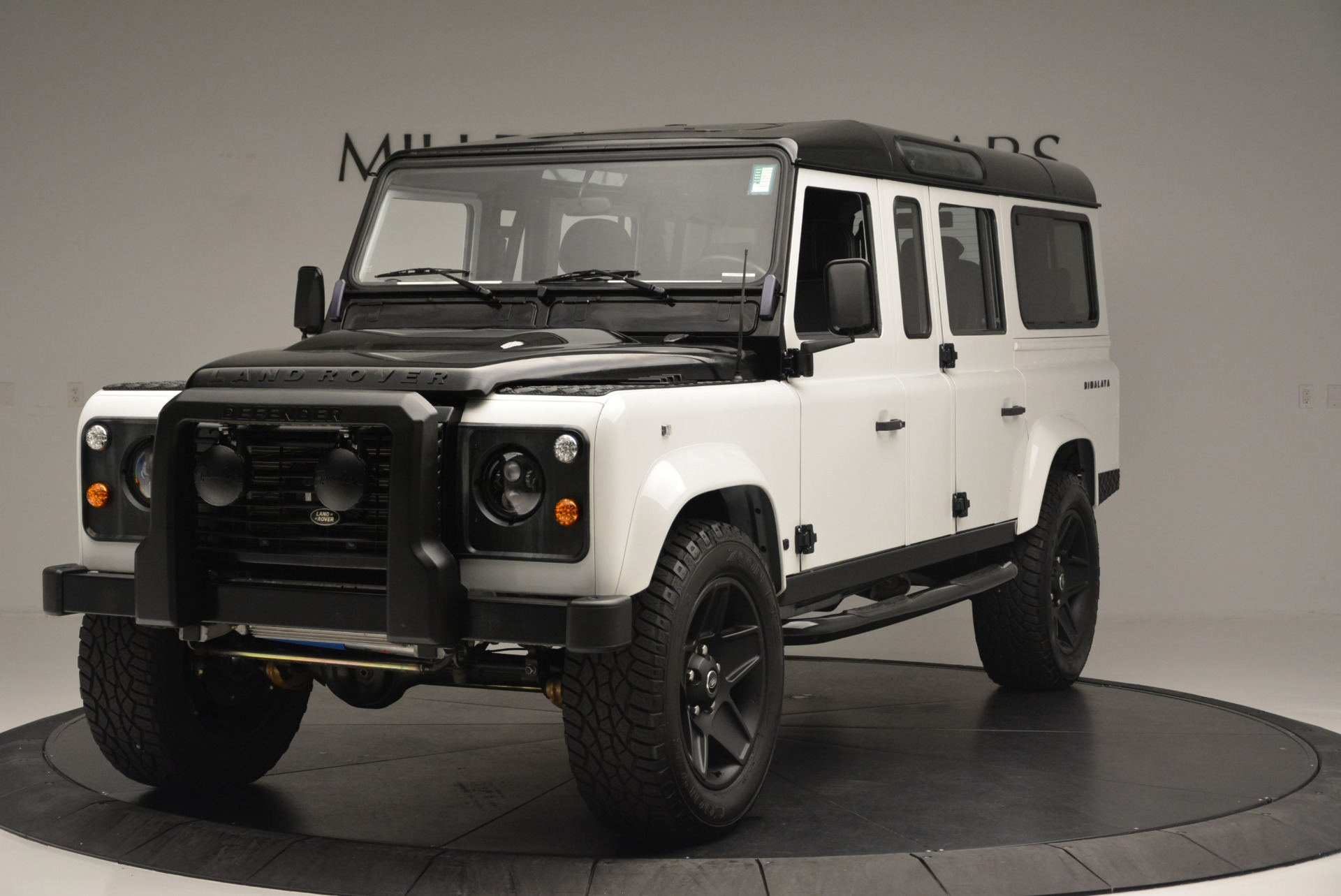 Used 1994 Land Rover Defender 130 Himalaya for sale Sold at Alfa Romeo of Westport in Westport CT 06880 1