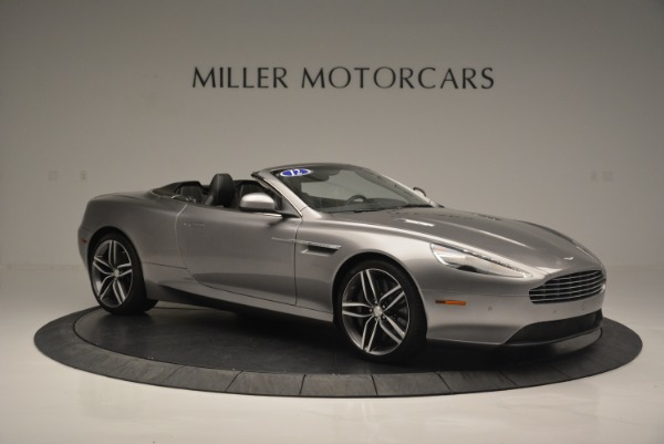 Used 2012 Aston Martin Virage Volante for sale Sold at Alfa Romeo of Westport in Westport CT 06880 10