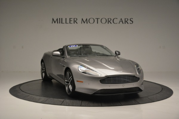 Used 2012 Aston Martin Virage Volante for sale Sold at Alfa Romeo of Westport in Westport CT 06880 11