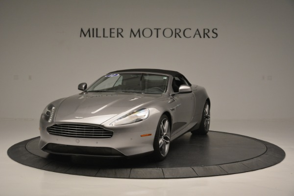 Used 2012 Aston Martin Virage Volante for sale Sold at Alfa Romeo of Westport in Westport CT 06880 13