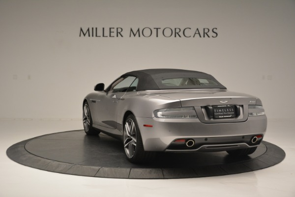 Used 2012 Aston Martin Virage Volante for sale Sold at Alfa Romeo of Westport in Westport CT 06880 17