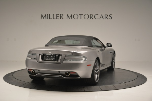 Used 2012 Aston Martin Virage Volante for sale Sold at Alfa Romeo of Westport in Westport CT 06880 19