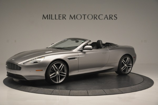 Used 2012 Aston Martin Virage Volante for sale Sold at Alfa Romeo of Westport in Westport CT 06880 2