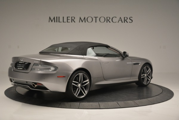 Used 2012 Aston Martin Virage Volante for sale Sold at Alfa Romeo of Westport in Westport CT 06880 20