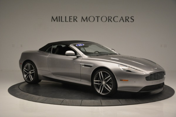 Used 2012 Aston Martin Virage Volante for sale Sold at Alfa Romeo of Westport in Westport CT 06880 22